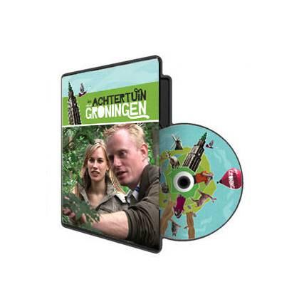 De Achtertuin van Groningen dvd